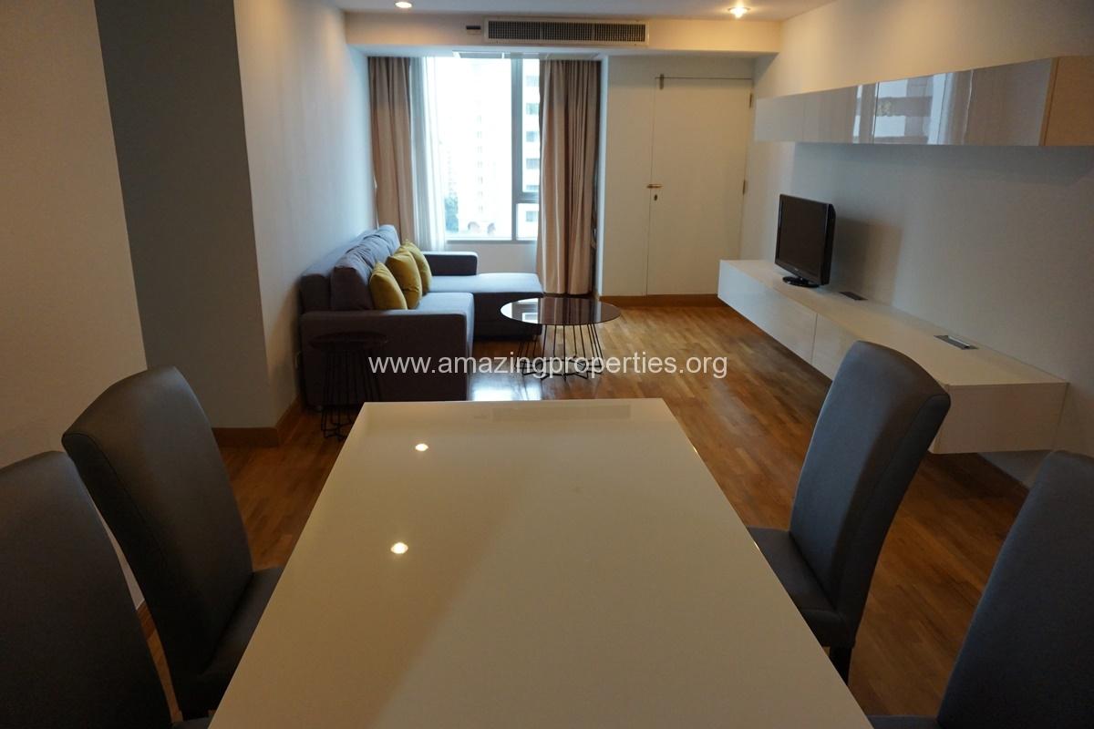 2 Bedroom apartment Queens Park View-1