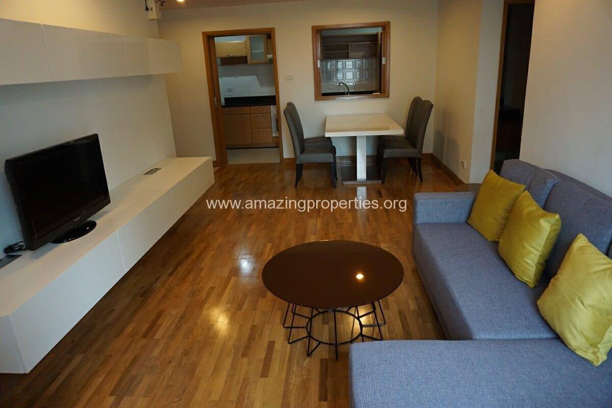 2 Bedroom apartment Queens Park View