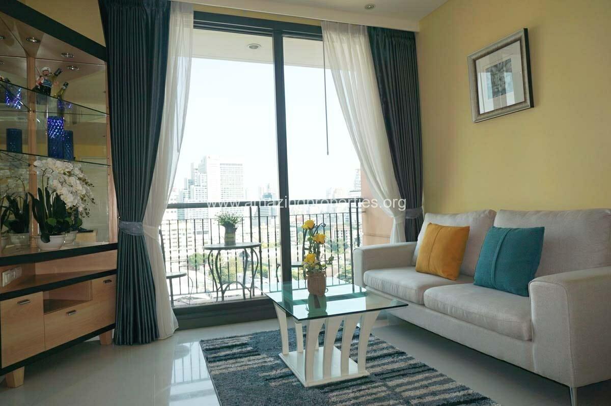 Aguston Condominium 1 Bedroom for Rent-5
