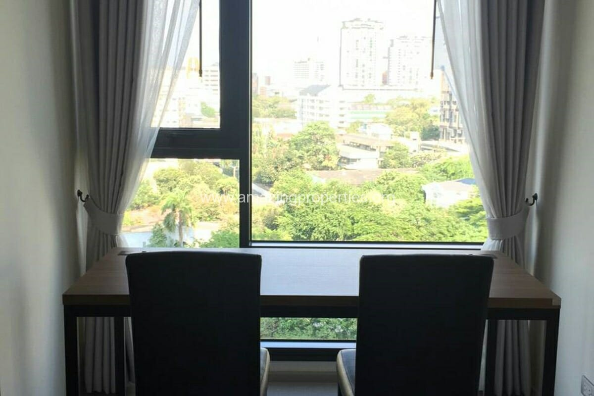 1 Bedroom Condo for Rent Rhythm Sukhumvit 38-5