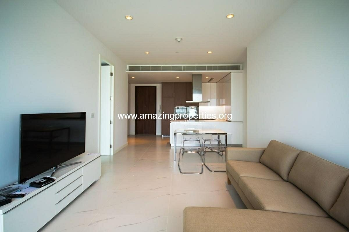 1 bedroom condo for rent at 185 Rajadamri