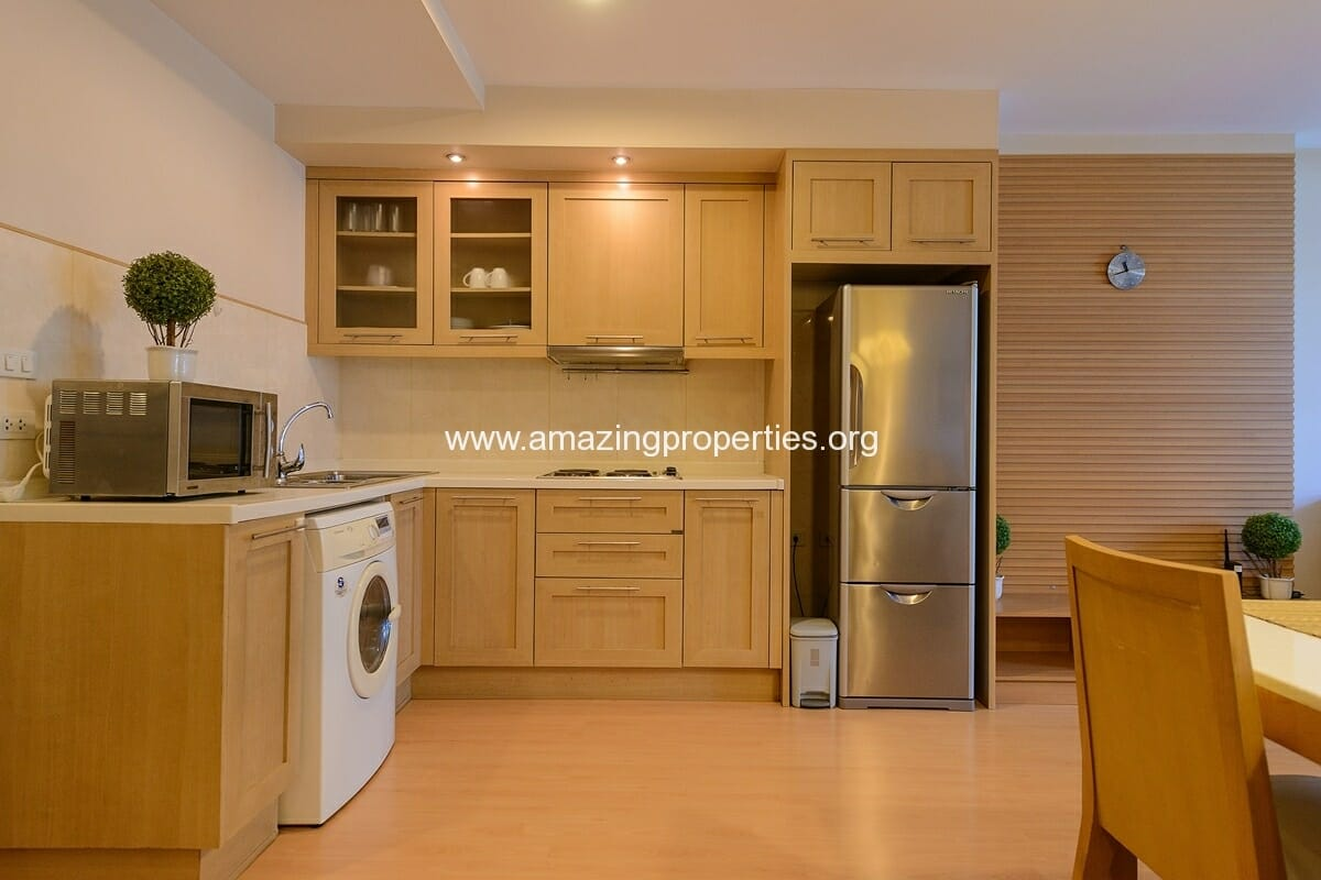 2 bedroom The Bangkok Sukhumvit 61