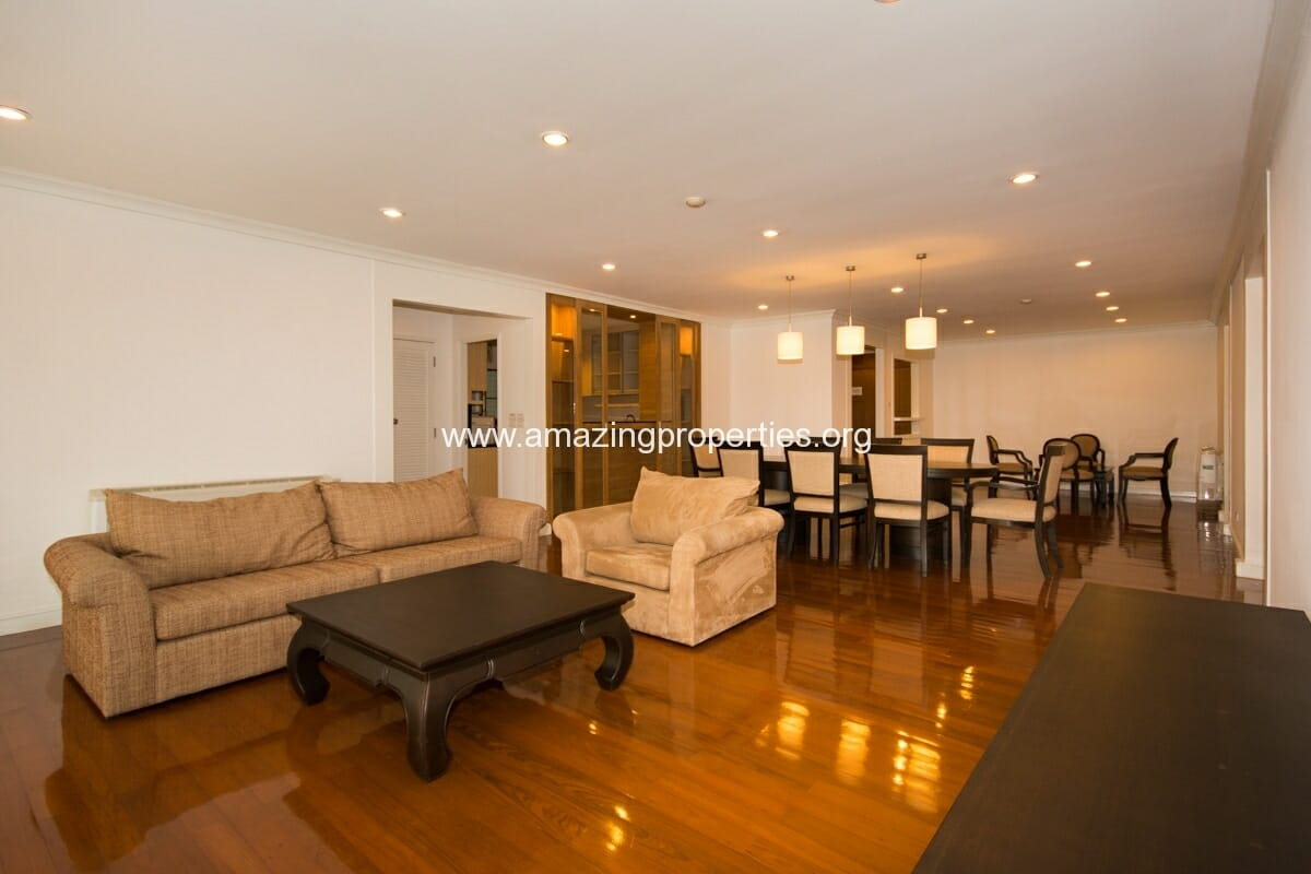 3 bedroom Apartment Phrom Phong