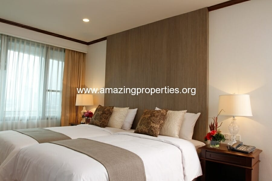 3+1 Bedroom Apartment in Asoke-3