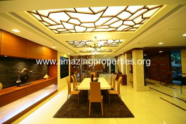 4 Bedroom House Phrom Phong-2