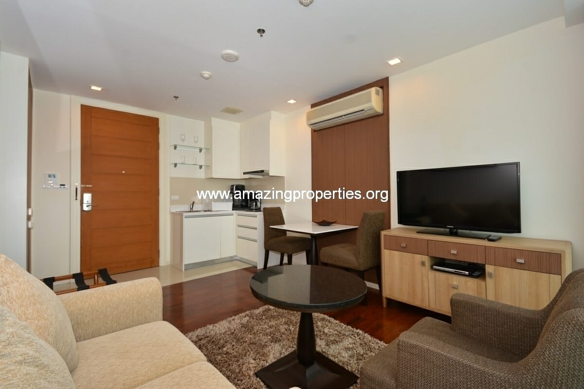 GM Serviced 1 bedroom Apartment-2