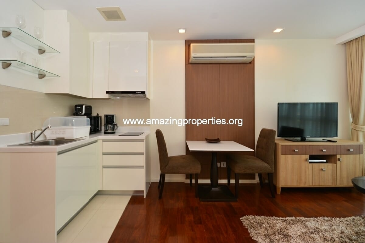 GM Serviced 1 bedroom Apartment-3