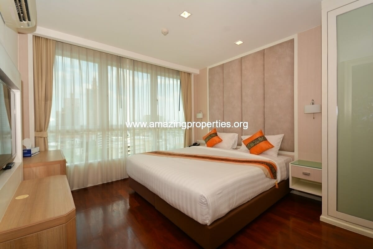 GM Serviced 1 bedroom Apartment-4