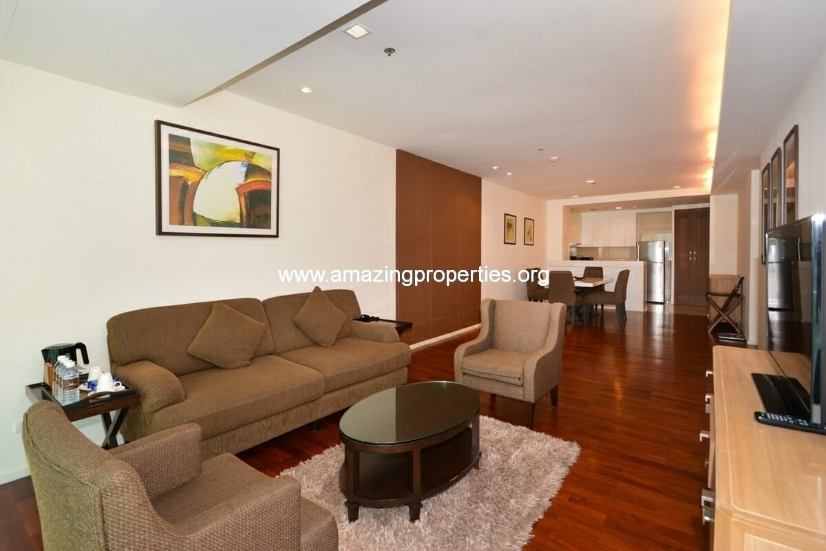 2 bedroom apartment in GM Serviced Apartment