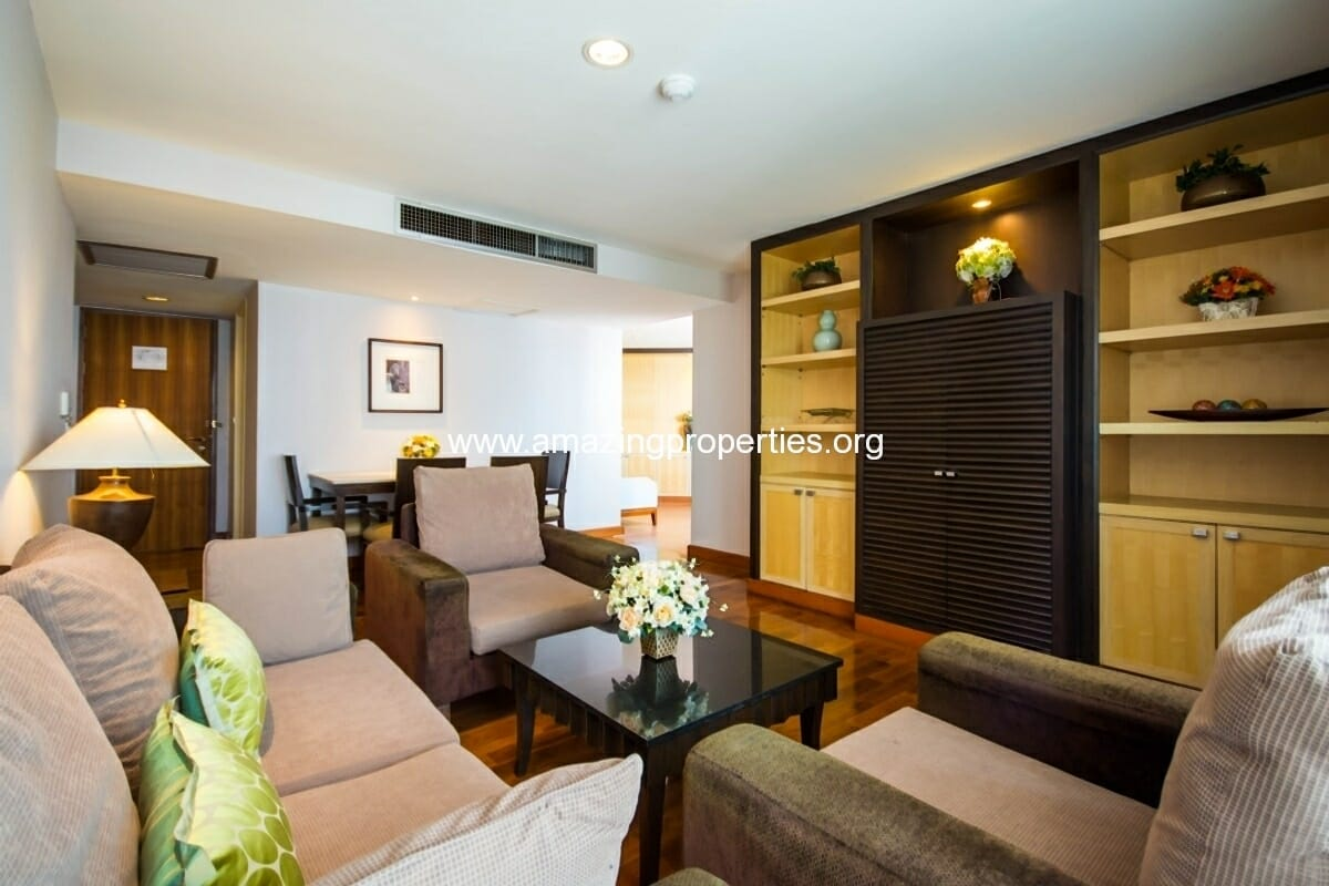 GardenGrove Suites 2 Bedroom Apartment for Rent Asoke