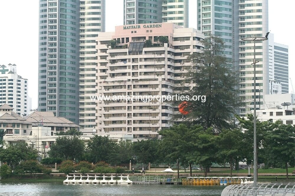 Mayfair Garden Apartment Asoke