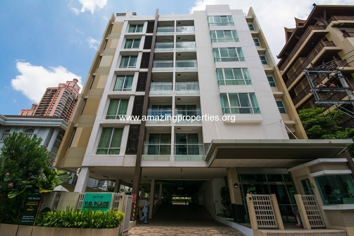 YO Place Asoke Apartments for Rent Bangkok