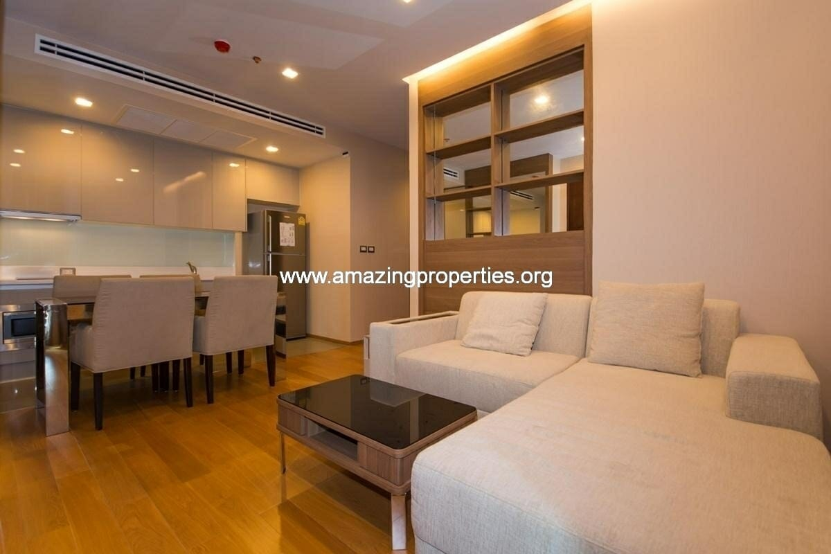 2 bedroom condo for Rent in The Address Asoke