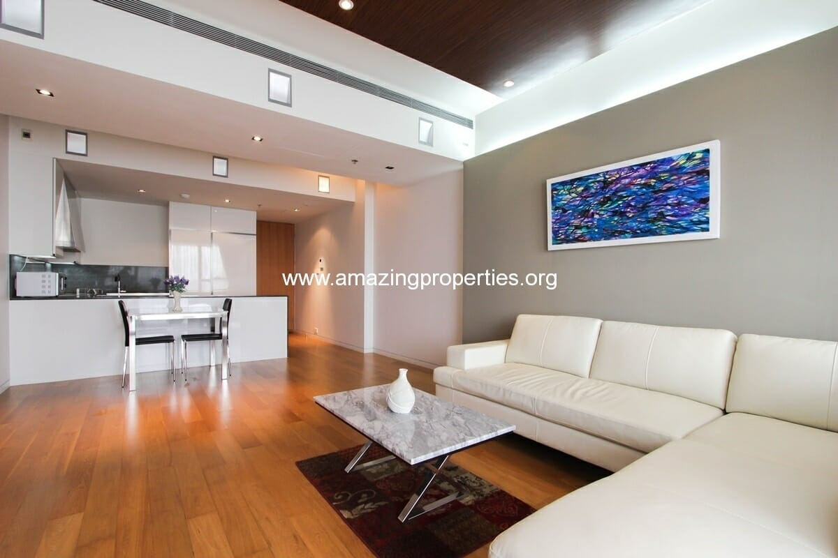 2 bedroom The Met Sathorn