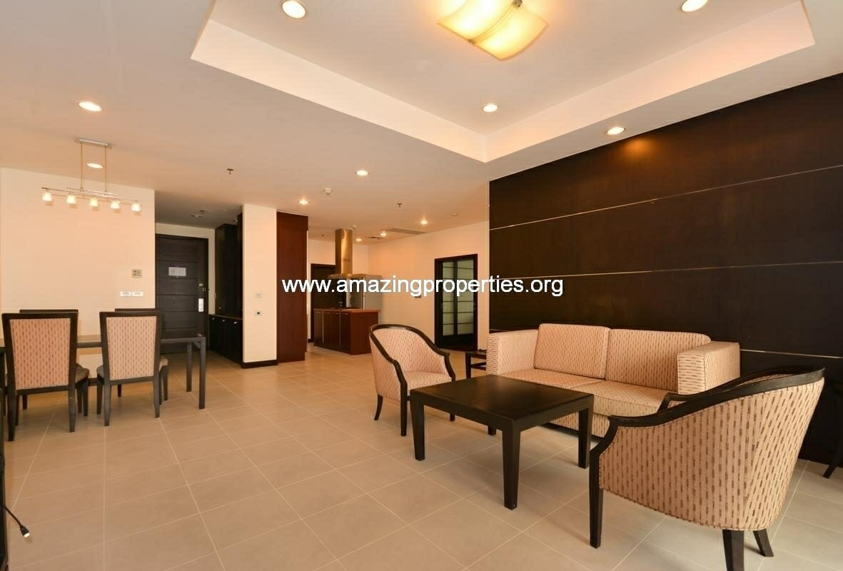 2 bedroom apartment Asoke Residence Grand Mercure