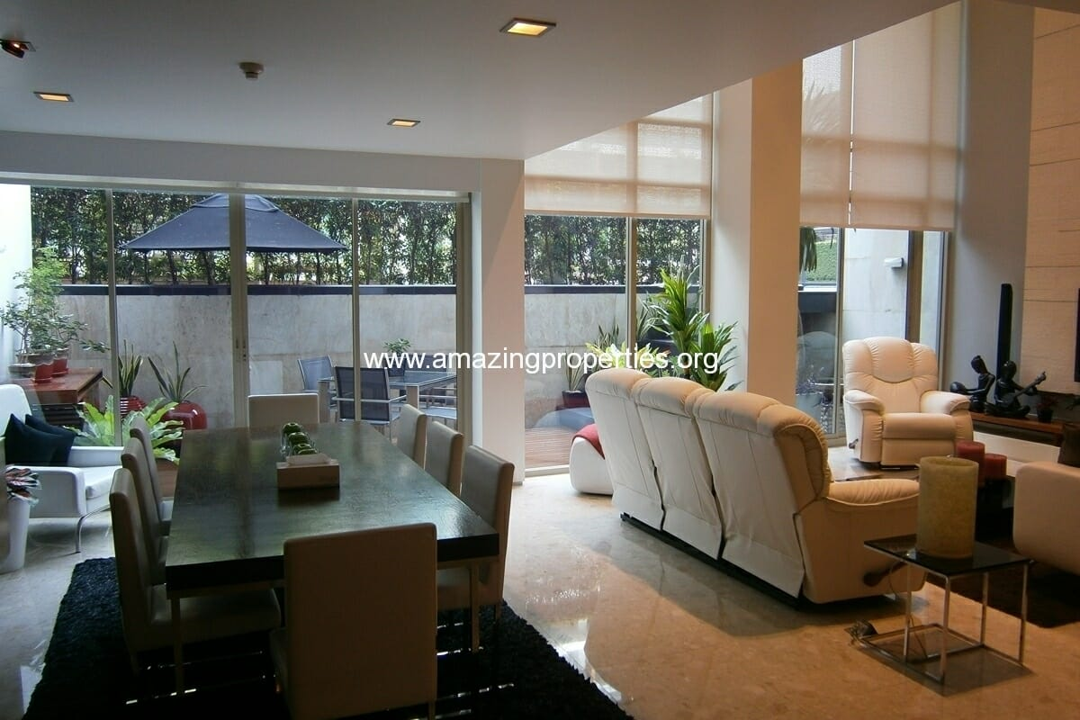 3 bedroom Condo Ficus Lane Prakanong-1