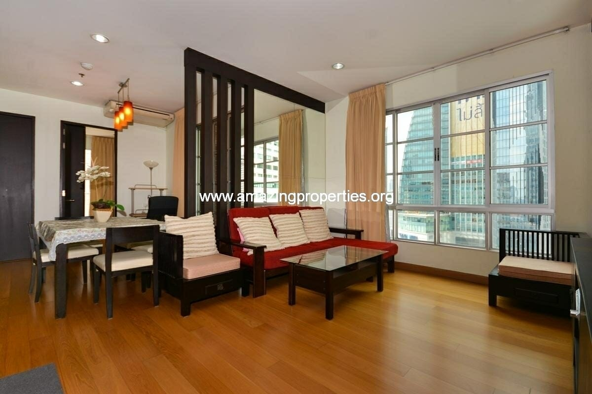 Citi Smart Sukhumvit 18 2 bedroom condo asoke