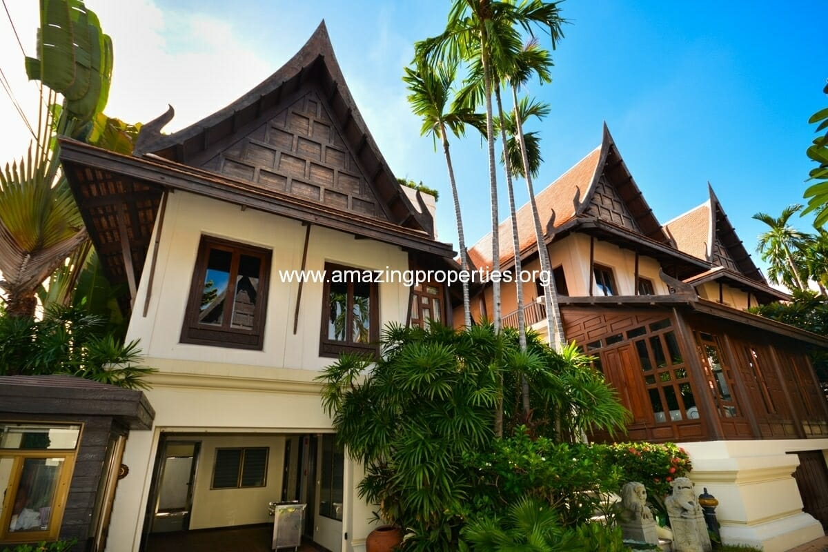 Baan Sukjai House for Rent Sukhumvit
