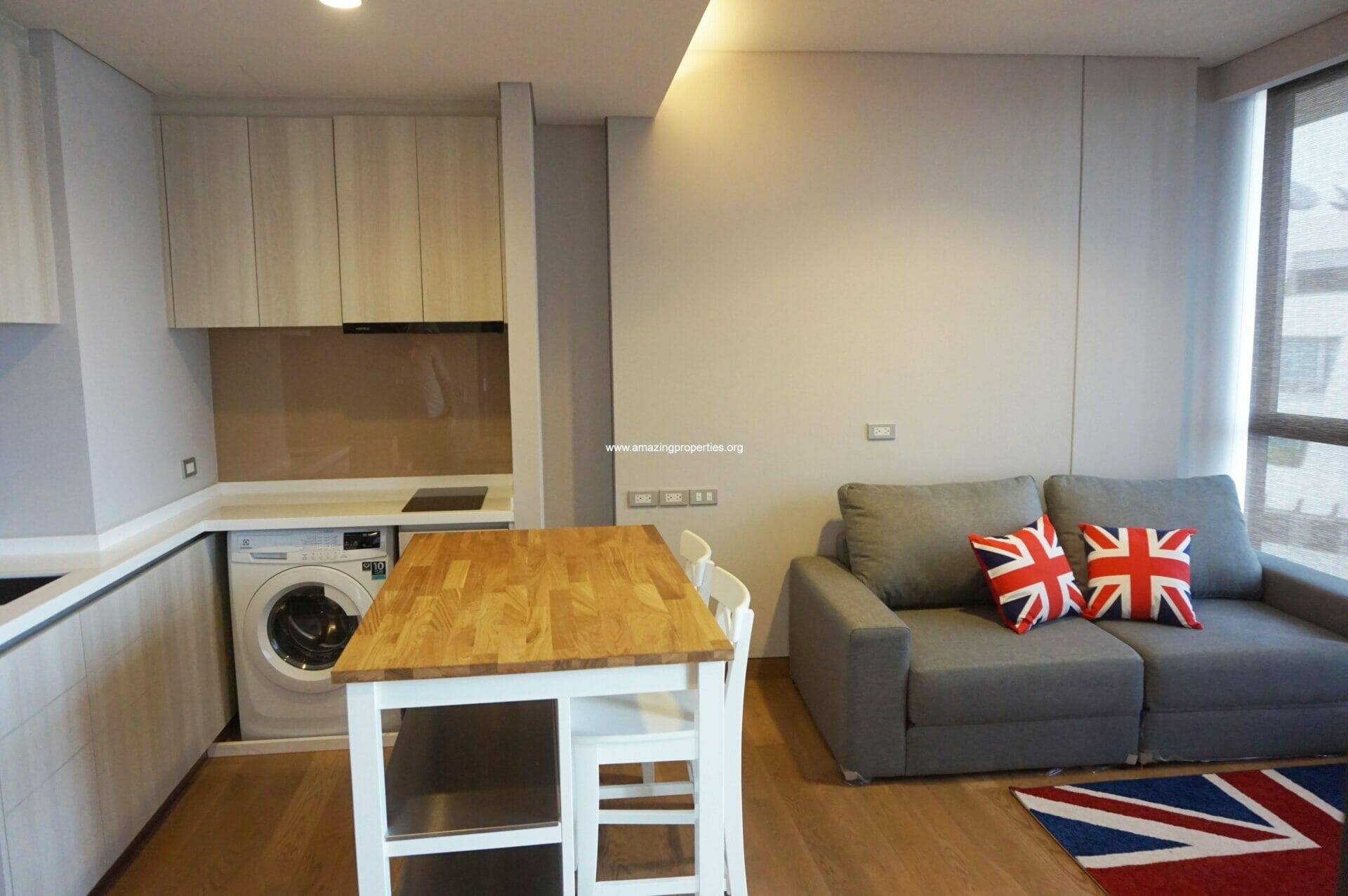 rent 1 bedroom in Lumpini sukhumvit 24