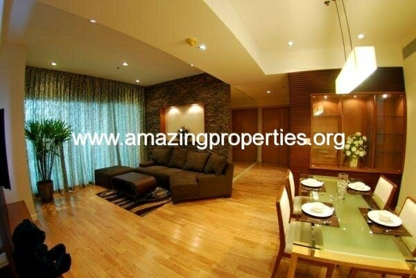 2 bedroom condo with study room in Millennium Residence