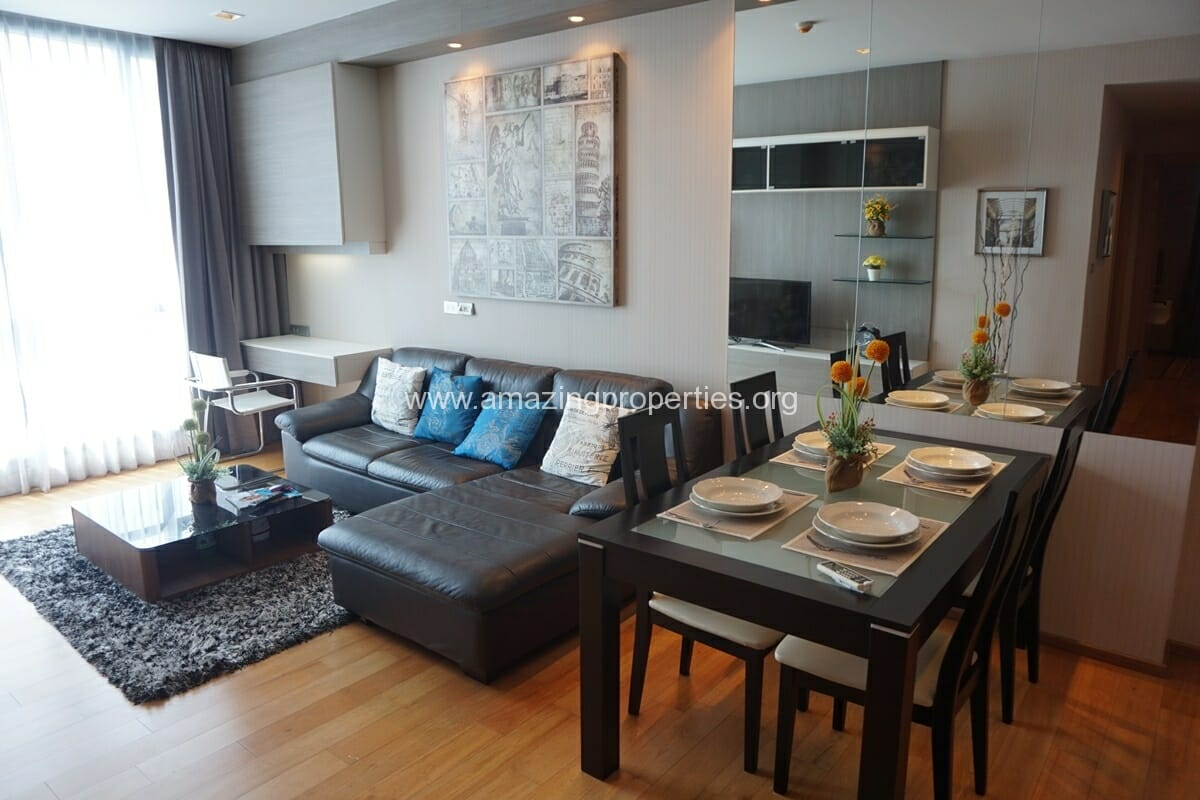 2 Bedroom condo for rent Hyde Sukhumvit 13