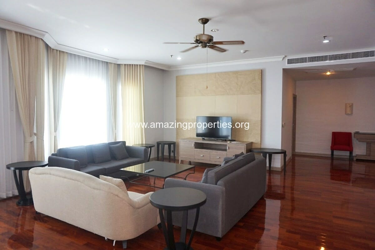 4 Bedroom Penthouse for Rent at BT Residence