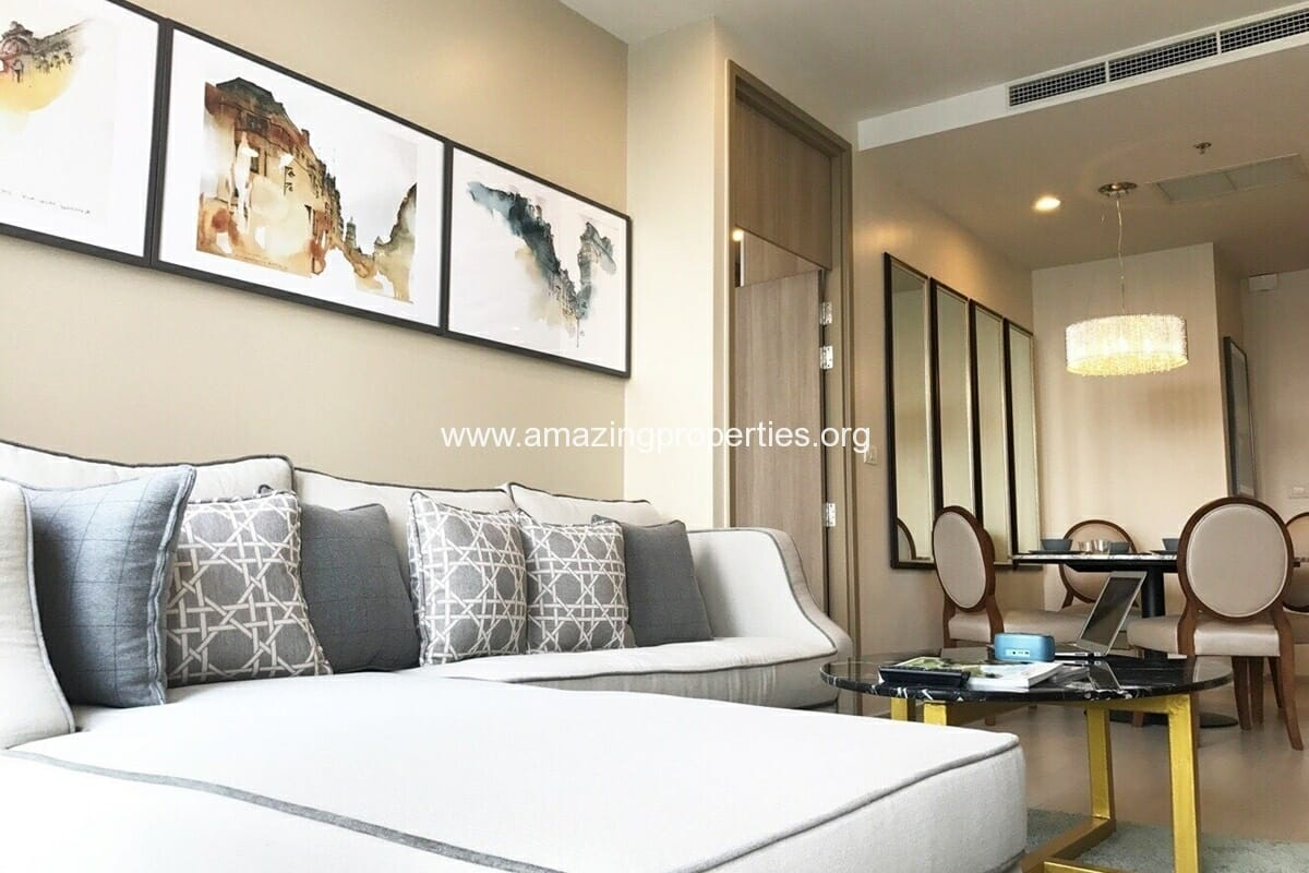 1 bedroom Noble Ploenchit