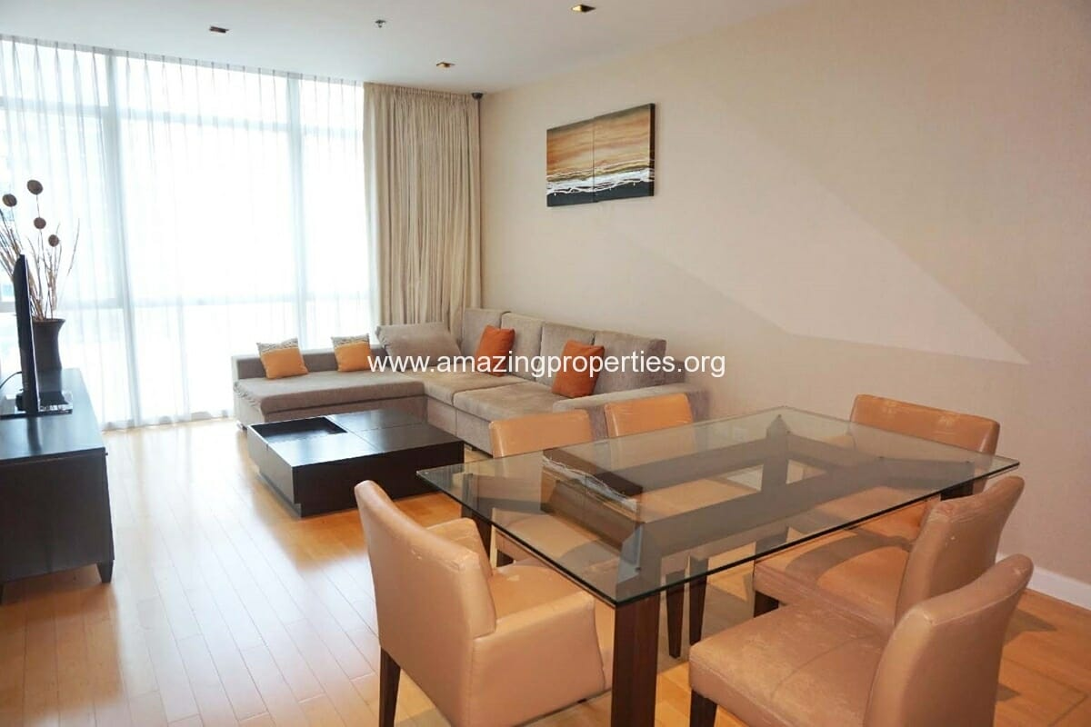 2 bedroom Athenee Residence