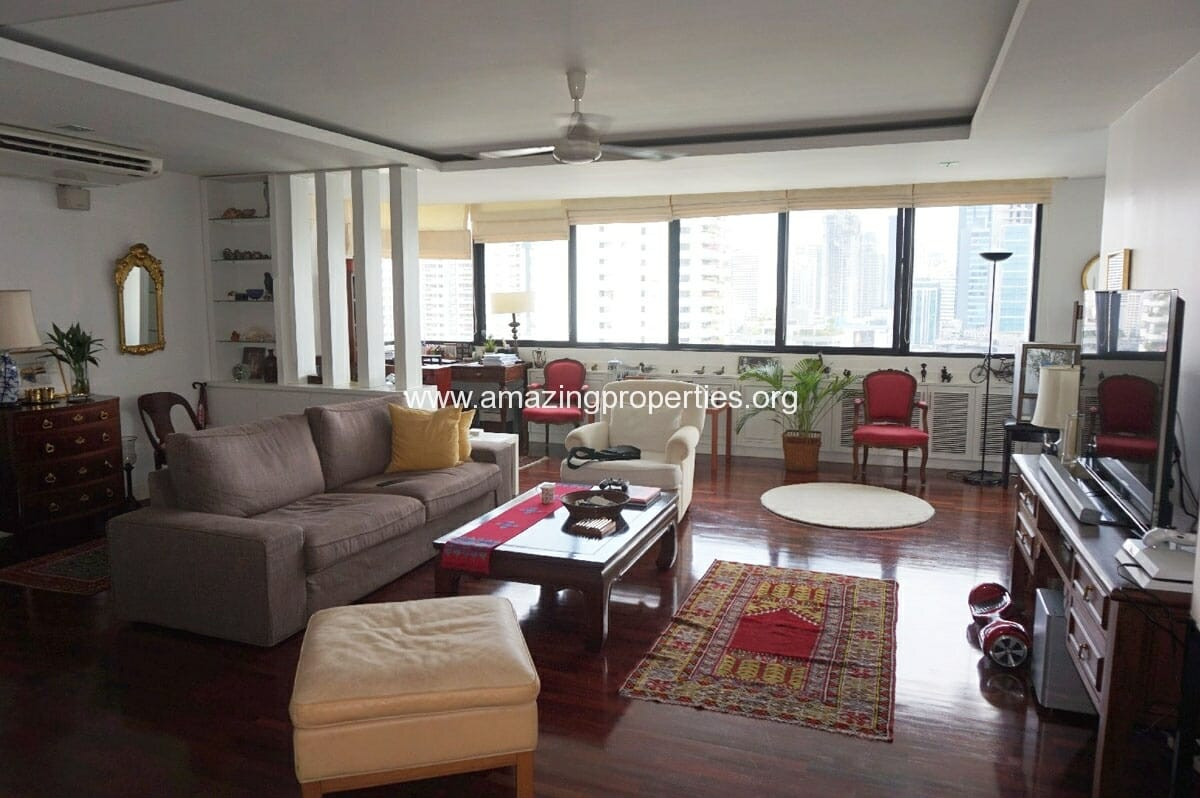 3 bedroom Sukhumvit Casa
