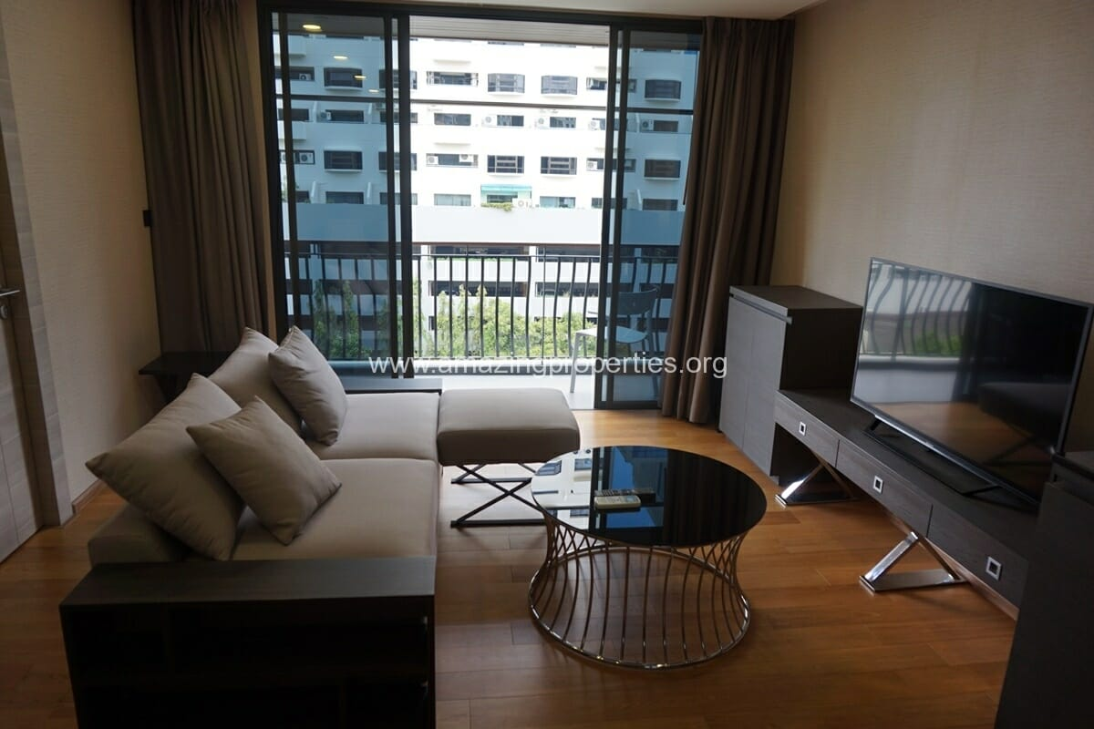 2 Bedroom for Rent at Klass Langsuan