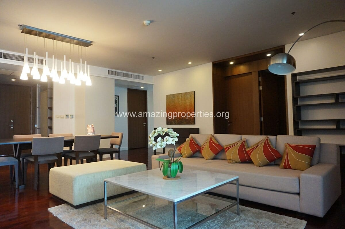 3 bedroom Apartment for rent at D'Raj Residence