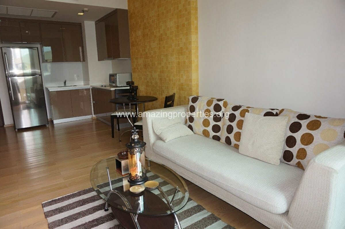 1 Bedroom condo for rent Siri at Sukhumvit