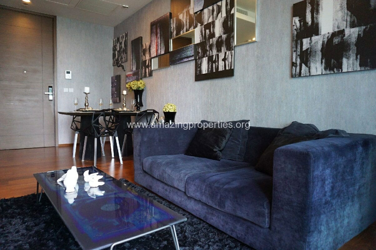 2 Bedroom Condo for Rent at Quattro Thonglor