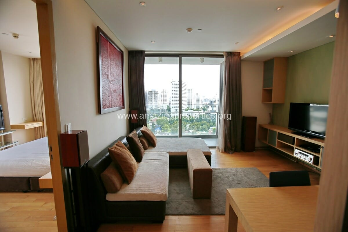 1 Bedroom for Rent at Aequa Sukhumvit 49