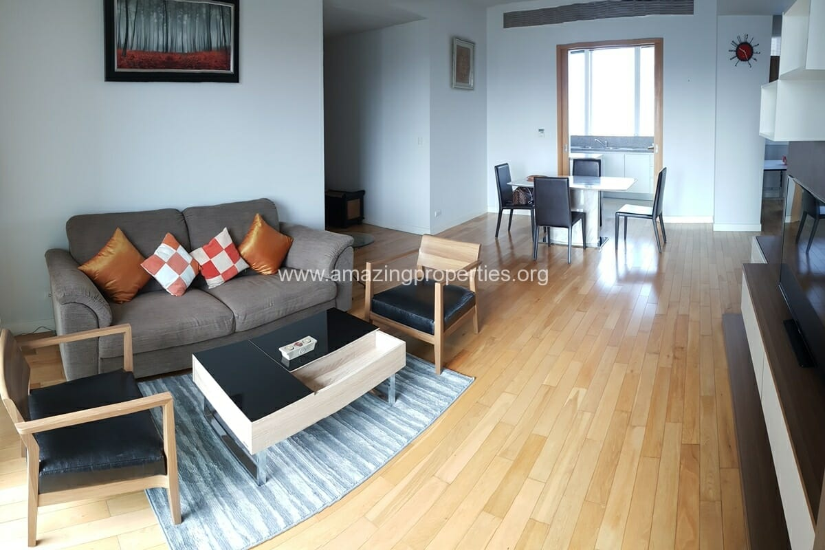 2+1 Bedroom Condo for Rent Millennium Residence
