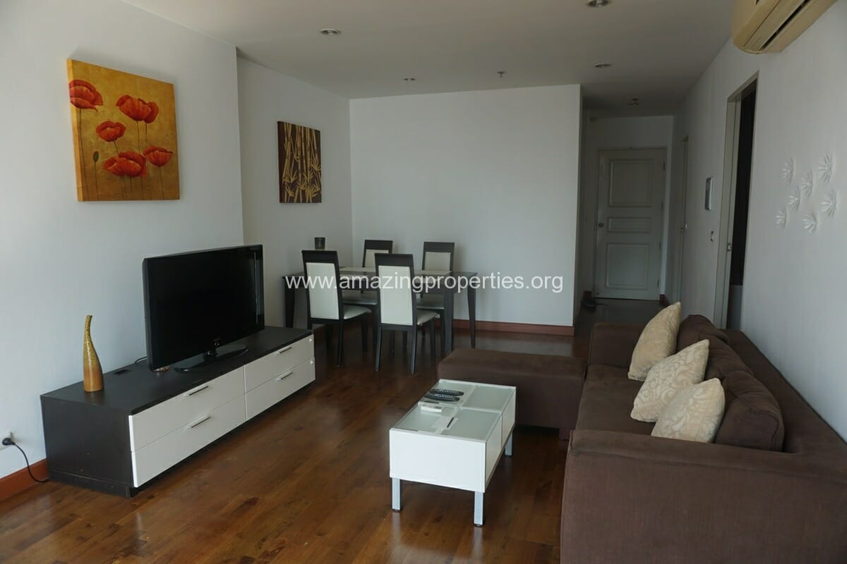 2 bedroom condo for Rent at Master Centrium