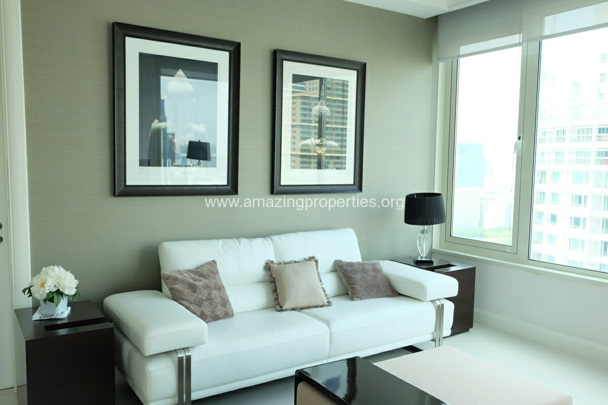3 Bedroom Condo for Rent at Q Langsuan