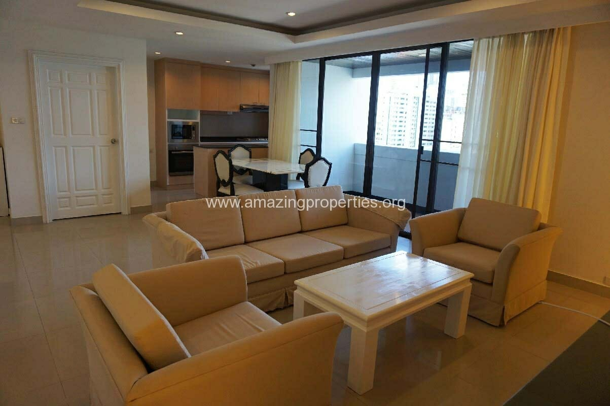 2 Bedroom Apartment for Rent at Shiva Tower