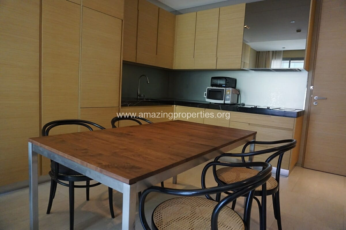 1 Bedroom condo for Sale Saladaeng Residence-4