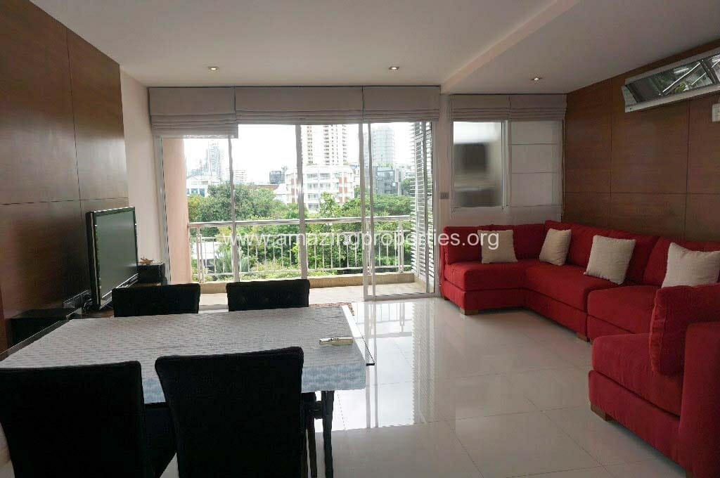 2 Bedroom Condo The Rise Sukhumvit 39