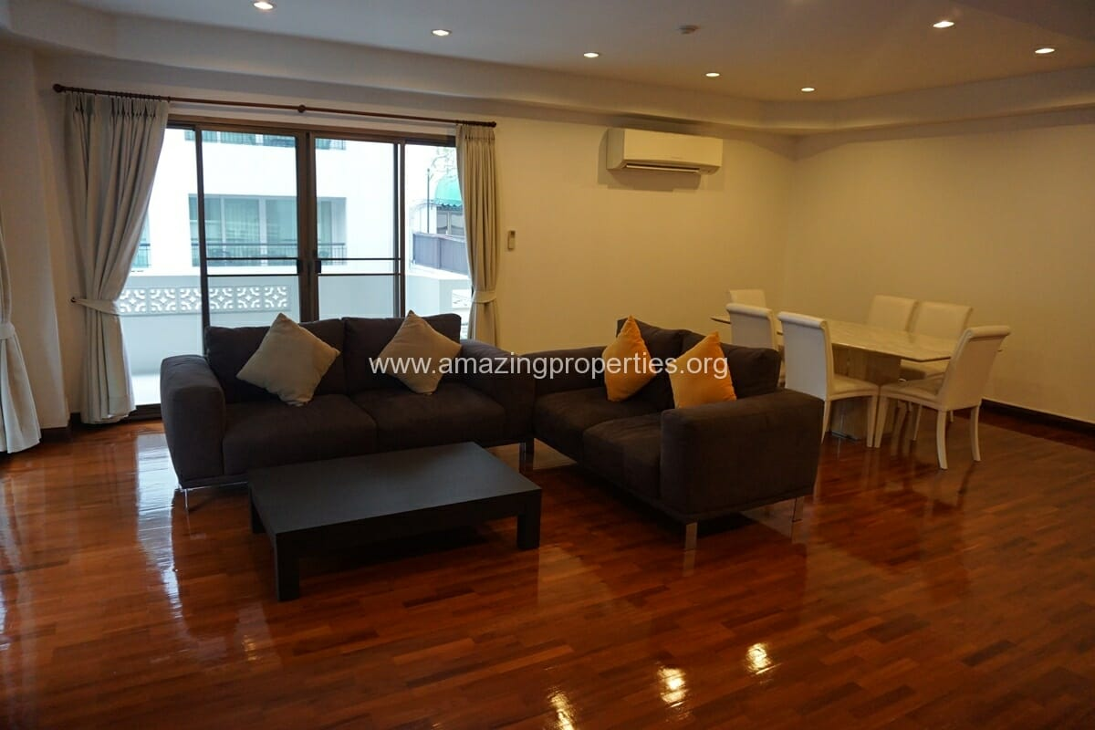 Baan Tepalit 2 Bedroom Apartment