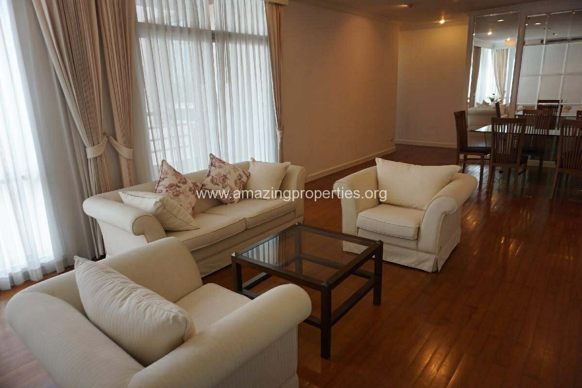 3 Bedroom condo Grand Langsuan