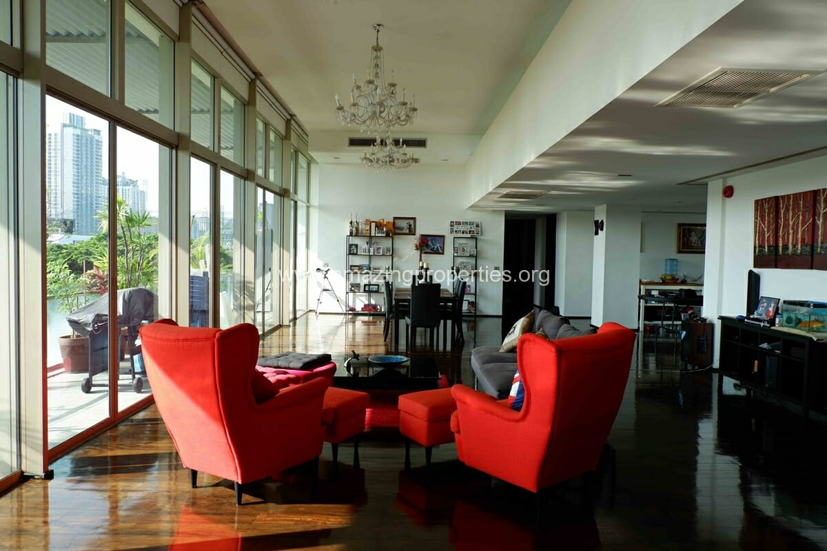 Ficus Lane 5 Bedroom Penthouse for Rent