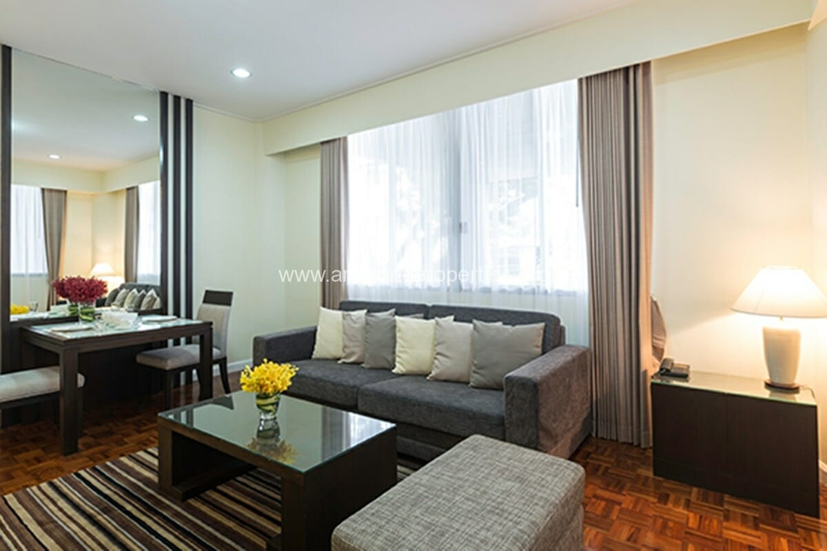 1 Bedroom Apartment for Rent at Krystal Court