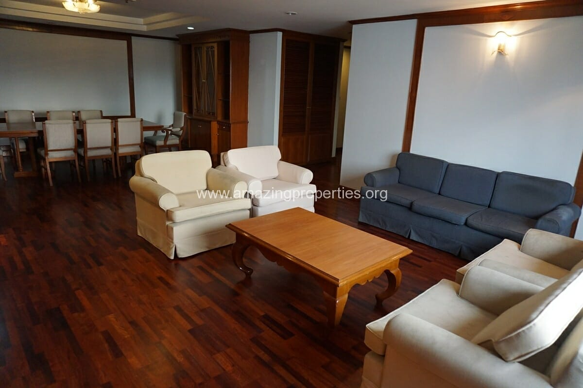 Sethiwan Residence 2 +1 bedroom Apartment-