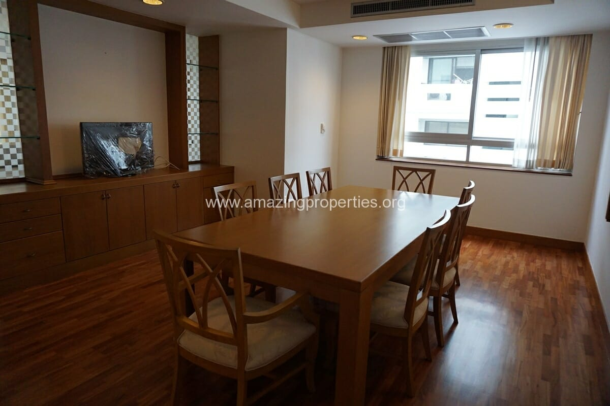 3 Bedroom Penthouse Krungthep Thani Tower-29