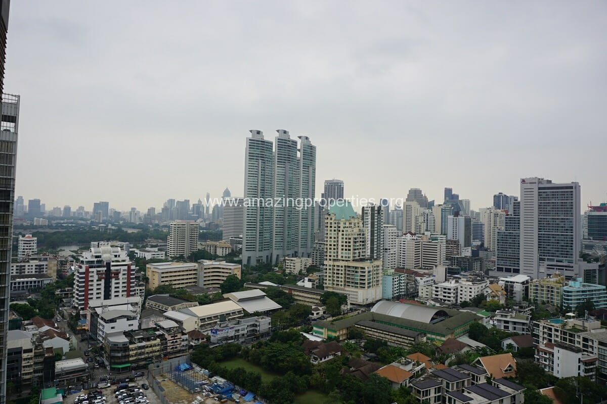 3 Bedroom Penthouse Krungthep Thani Tower-3