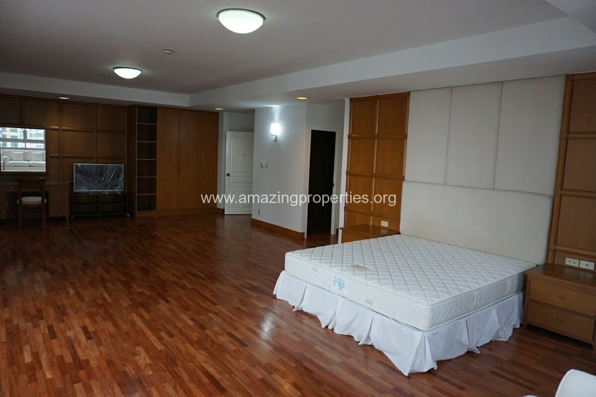 3 Bedroom Penthouse Krungthep Thani Tower-4